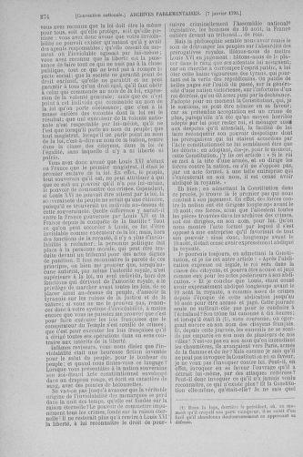 Tome 56 : Du 28 décembre 1792 au 11 janvier 1793 - page 274