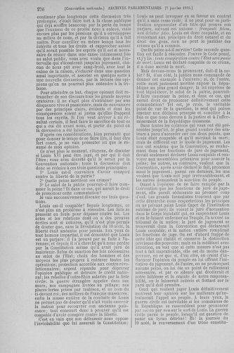 Tome 56 : Du 28 décembre 1792 au 11 janvier 1793 - page 276