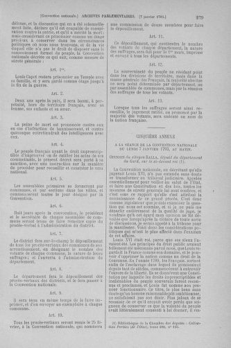 Tome 56 : Du 28 décembre 1792 au 11 janvier 1793 - page 279