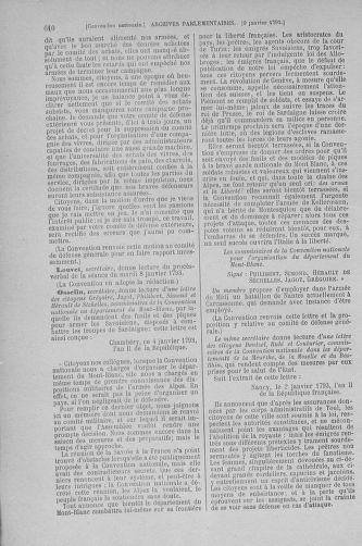 Tome 56 : Du 28 décembre 1792 au 11 janvier 1793 - page 610