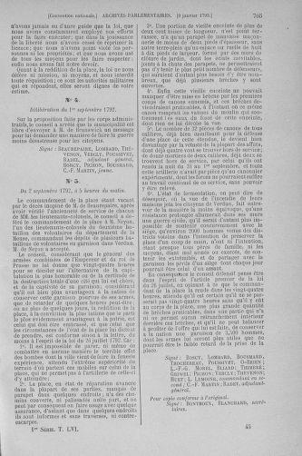 Tome 56 : Du 28 décembre 1792 au 11 janvier 1793 - page 705