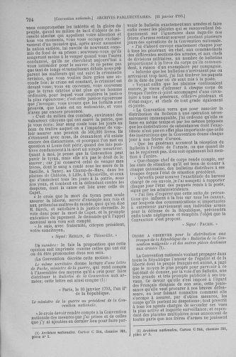 Tome 56 : Du 28 décembre 1792 au 11 janvier 1793 - page 724