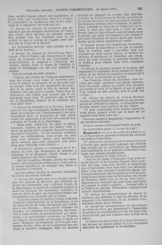 Tome 56 : Du 28 décembre 1792 au 11 janvier 1793 - page 745