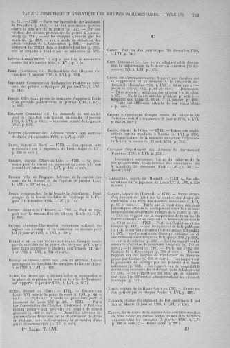Tome 56 : Du 28 décembre 1792 au 11 janvier 1793 - page 769