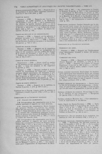 Tome 56 : Du 28 décembre 1792 au 11 janvier 1793 - page 772
