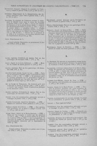 Tome 56 : Du 28 décembre 1792 au 11 janvier 1793 - page 779