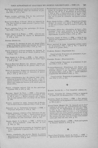 Tome 56 : Du 28 décembre 1792 au 11 janvier 1793 - page 787