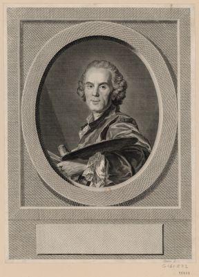 Joseph Vernet peintre du roi, et conseiller en son Académie de peinture, et sculpture : [estampe]