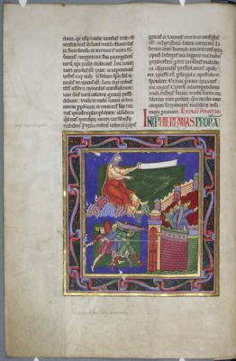 Cambridge, Corpus Christi College, MS 002III: The Bury Bible
