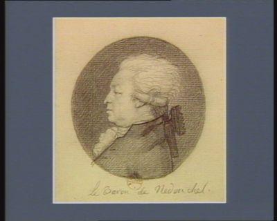 Le  Baron de Nédonchel [dessin]