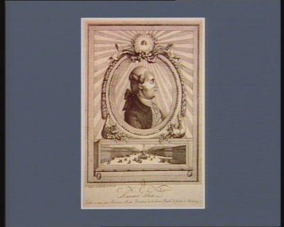 C.H.G. Necker. Ministre d'Etat dédié à mon ami Monsieur Froche directeur de la loterie royale de France à Strasbourg : [estampe]