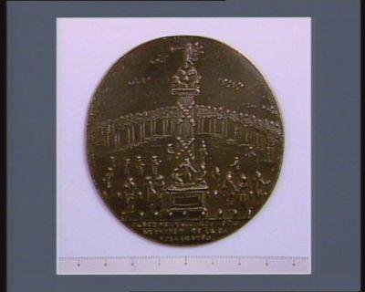 PLACE DE LA LIBERTE SUR // LETEREIN DE LA BA // STILLE 1790