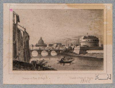 Chateau et Pont S. Ange