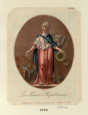 La  France républicaine [estampe]