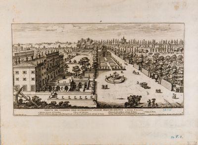 Villa Ludovisi, veduta generale