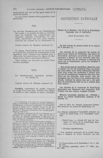 Tome 80 : Du 24 novembre au 5 décembre 1793 - page 272