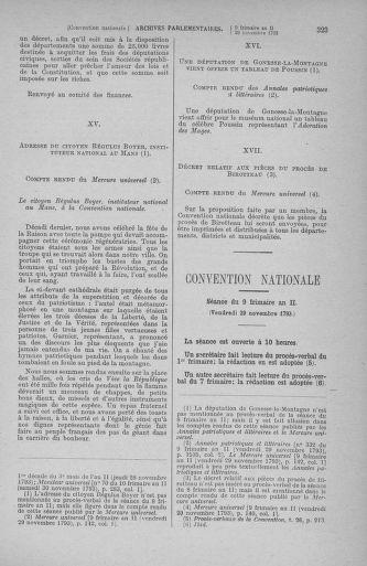 Tome 80 : Du 24 novembre au 5 décembre 1793 - page 323
