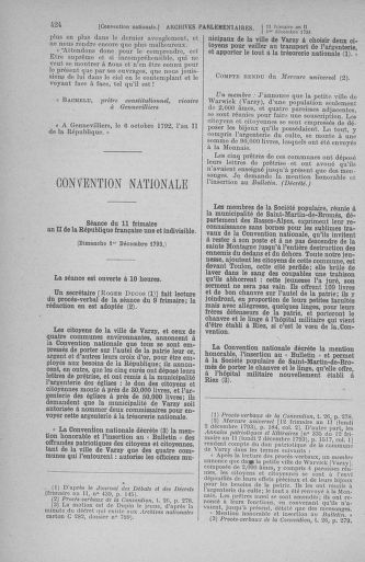 Tome 80 : Du 24 novembre au 5 décembre 1793 - page 424