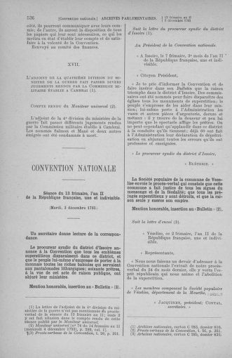 Tome 80 : Du 24 novembre au 5 décembre 1793 - page 536
