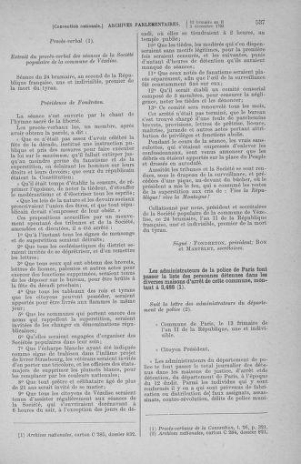 Tome 80 : Du 24 novembre au 5 décembre 1793 - page 537