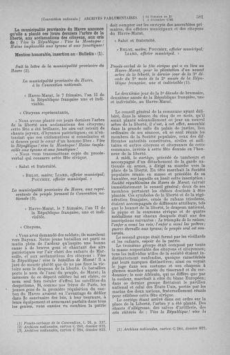 Tome 80 : Du 24 novembre au 5 décembre 1793 - page 581