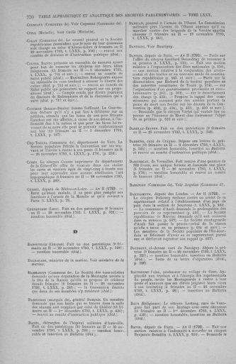 Tome 80 : Du 24 novembre au 5 décembre 1793 - page 770