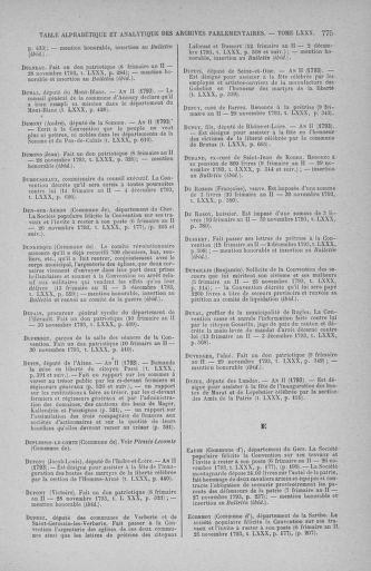 Tome 80 : Du 24 novembre au 5 décembre 1793 - page 775