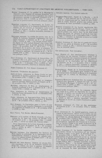 Tome 80 : Du 24 novembre au 5 décembre 1793 - page 776