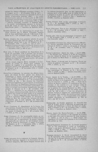 Tome 80 : Du 24 novembre au 5 décembre 1793 - page 777