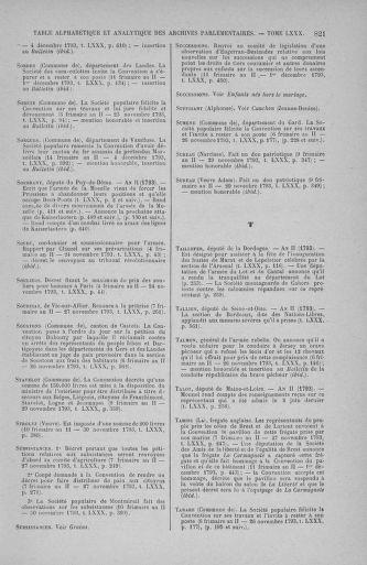 Tome 80 : Du 24 novembre au 5 décembre 1793 - page 821
