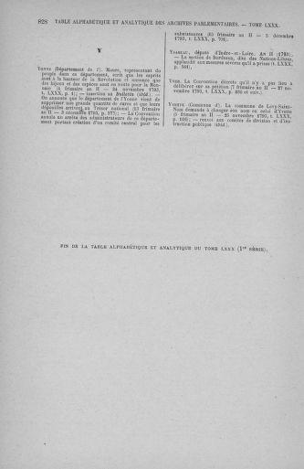 Tome 80 : Du 24 novembre au 5 décembre 1793 - page 828