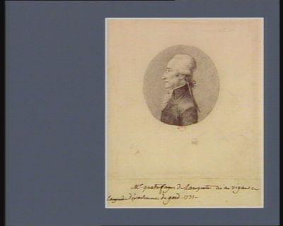 M. Quatrefages de La Roquete [dessin]