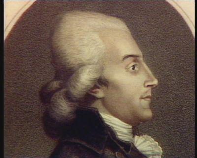 François Marc Antoine Fezenzac de Montesquiou député de la ville de Paris à l'Assemblée nationale en 1789 élu président les 2 janv. et 27 févr. 1790 : [estampe]