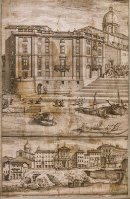 Porto di Ripetta, veduta generale