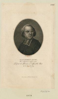 Jean Sifrein Maury né à Vaureas le 26 juin 1746, député de Péronne à l'Assemblée nat.le le 1.er avril 1789 : [estampe]