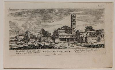 Chiesa di S. Croce in Gerusalemme