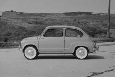 Fiat 600 (600 D, 600 Multipla, Jolly, Marine/beach car, )