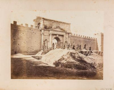 Porta Pia, stato al XX settembre 1870