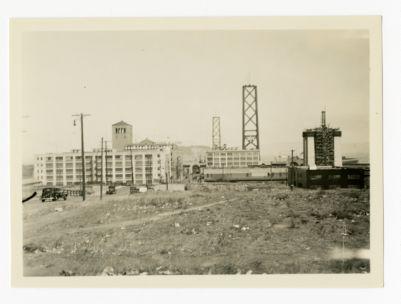 33. Bay Bridge construction