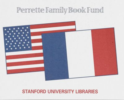 Perrette Family Book Fund
