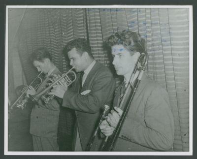 Bob Scobey, Lu Watters and Turk Murphy