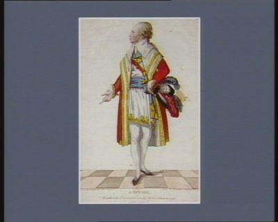 J. Rewbel membre du Directoire exécutif né à Colmar en 1746 : en petit costume : [estampe]