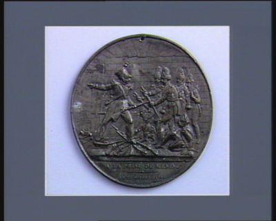 A LA PRISE DE MENIN. // LE 25 OCTOBRE 1796