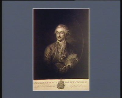 Stanislaus Augustus D. <em>G</em>. Rex Poloniae M.D.L. Electus die 7 Septemb. A.o 1764 : [estampe]