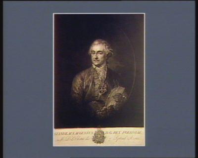 Stanislaus Augustus D. G. Rex Poloniae M.D.L. Electus die 7 Septemb. A.o 1764 : [estampe]