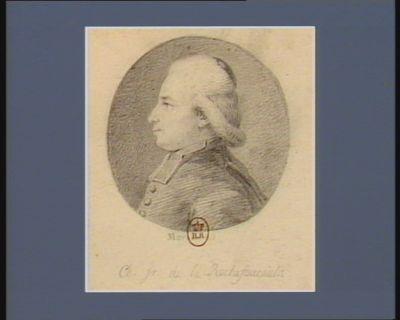 Ch. Fr. de La Rochefoucauld [dessin]