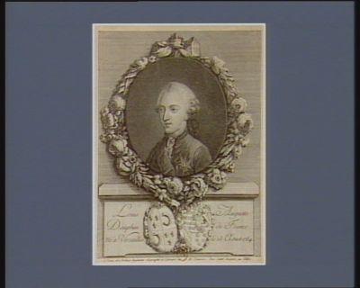 Louis Auguste Dauphin de France né à Versailles le 23 aoust 1754 [estampe]