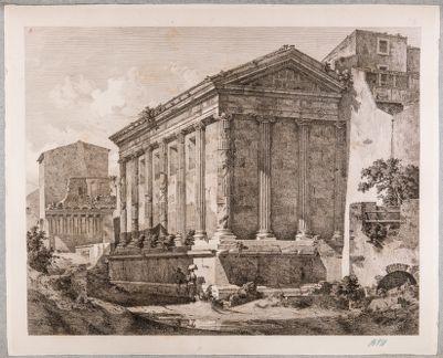 Tempio della Fortuna Virile già Santa Maria Egiziaca