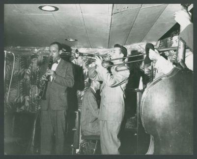 Turk Murphy Jazz Band, Beverly Caverns, June 1951
