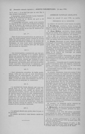 Tome 41 : Du 30 mars au 16 avril 1792 - page 12